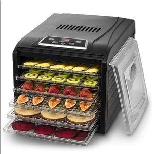 Kitchen - Gourmia Food Dehydrator 6 trays